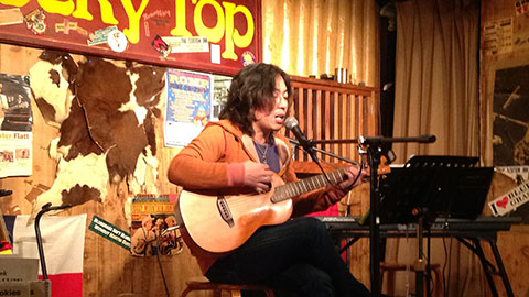 2012-11-29 Live at Rocky Top GINZA のようす