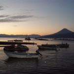 西伊豆・大瀬崎へ ダイビング – この写真、北斎っぽい?