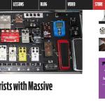トップ・プロ・ギタリストたちのペダルボード(エフェクターボード)