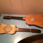 ビウエラ(ヴィウエラ)&バロックギターを触らせてもらいました!