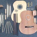 「きっと」で作る、バロックギター製作記 #2 キット、うまくいく